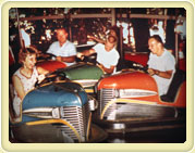 The Bumper Cars (Photo courtesy of Idlewild Park)