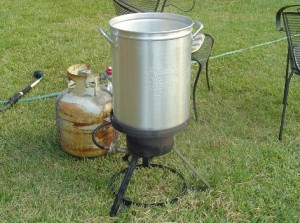 A turkey fryer can be used for so much more than frying turkeys.