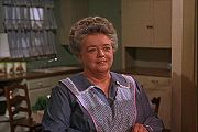 Frances Bavier as Aunt Bee.